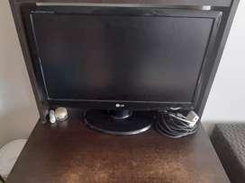 Monitor LG FLATRON w2243s