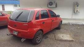 Chevrolet Corsa evolución 1.8 c loon vidrios eléctricos, alarma, en buen estado. Negociable.