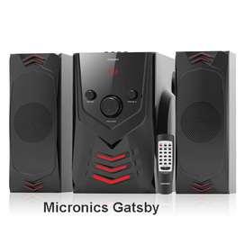 Equipo de sonido Micronics Gatsby
