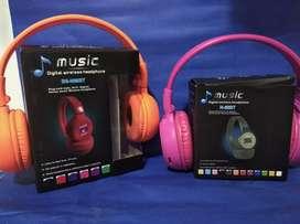 Espectacular sonido de audífonos inalambricos