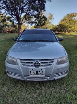 Volkswagen Gol 1.6 año 2010. Excelente estado. Titular libre de deudas