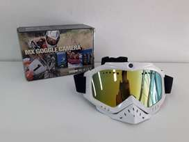 Antiparras MX GOGGLE CAMERA