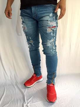 Jeans licrados