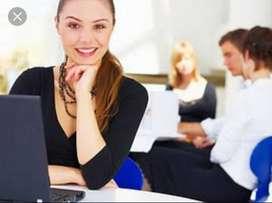 Se requiere de Srta de B/ presencia para Secretaria / Recepcionista...Part Time