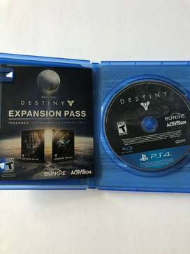 Destiny Ps4 Juego Fisico Standard Playstation 4