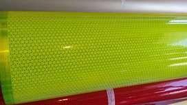 Venta de Vinil Adhesivo Reflectivo para Envoltura Vehicular