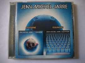 jean michel jarre oxigene / equinoxe cd