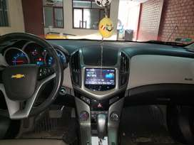 Vendo Chevrolet Cruze Version Full LS