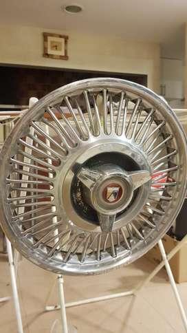Vendo 4 Tapa Ruedas Ford Falcon Futura