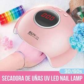 SECADORA DE UÑAS  SUN X28 (UVLED Nail Lamp)
