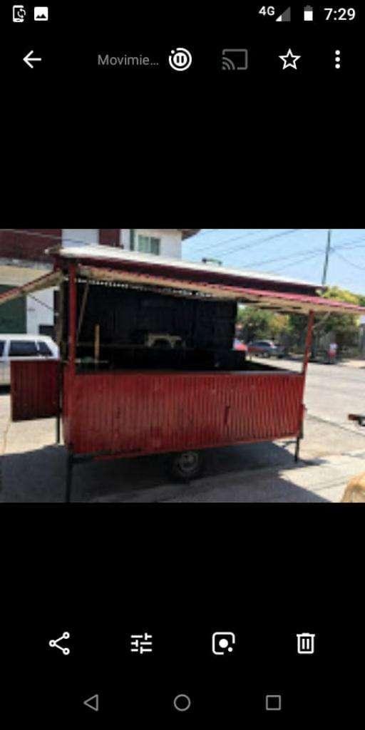 Carro para Comidas Al Paso U Otro. 0