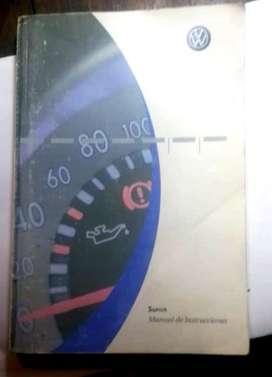 Manual De Volkswagen Suran 2008 / 2010-original