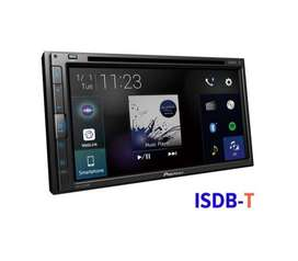 "RADIO PIONEER AVH-Z5250TV DVD BTPANT 6,8"" APPLE CARPLAY WAZE SPOty SC1"