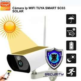 Cámara Solar Tuya Smart WIFI 1080p