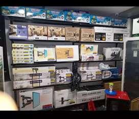 Todo en bases para televisores instalación y venta