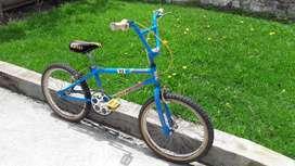 Bicicleta Bmx Como Nueva
