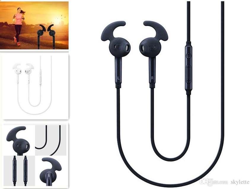 Auriculares Manos Libres Samsung Originales 3,5 Universales 0