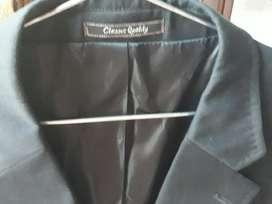 Traje de Vestir Terminacion Del Saco a M