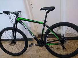 Bicicleta Top Mega Mustang