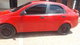 Espectacular Chevrolet Aveo