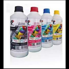 Tinta por litro para Epson/Hp/Canon/Lexmark