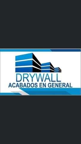 Hago trabajo en Drywall pintura estuco mantenimiento
