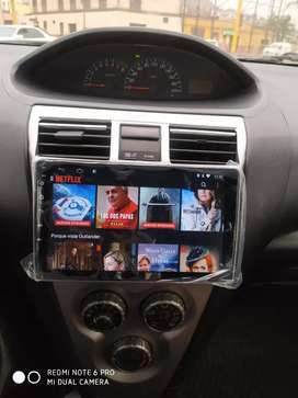Autoradio Android para Yaris, Corolla, Kia