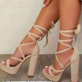 Sandalias hermosas
