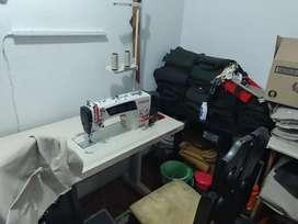 Se requiere persona que cuente con máquina plana en casa para realizar operaciones