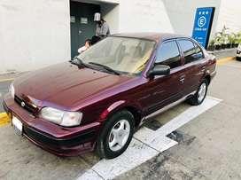 Toyota tercel 1996 bien conservado x viaje