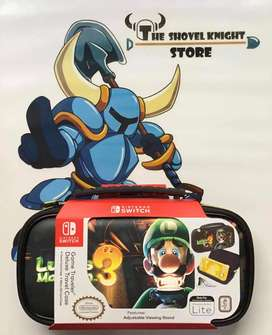 Estuche Luigi's Mansión 3 - Nintendo Switch Lite