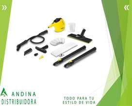 Limpiadora A Vapor Karcher Premium