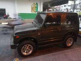 Suzuki SJ 40 en perfecto Estado 10 de 10