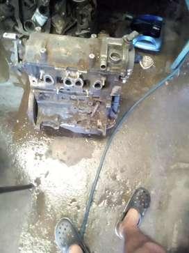Motor Fiat uno