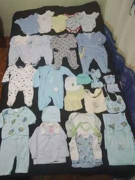 Ropa de bebé para niño