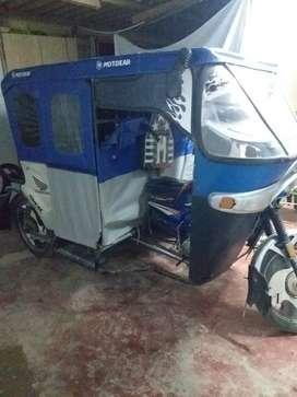 Se vende mototaxi en buen estado