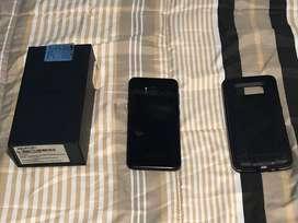 Samsung S8 Plus - Usado - Con Caja y Accesorios.