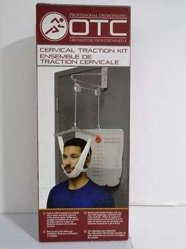 Kit de tracción cervical