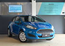 FORD FIESTA KINETIC 1.6 S 5 PTAS 2017