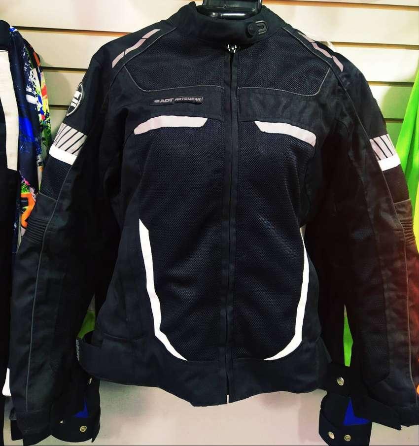 Traje de protección ADT motowear para dama 0
