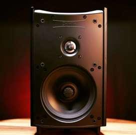 Par Definitive Technology Promonitor 1000 parlantes monitores bafles. Polk klipsch kef Bowers Wilkins BW Jbl