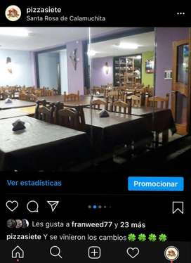 "Fondo de Comercio ""Pizza 7"""