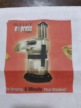 Bullet express trio- ayudante de cocina