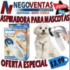 ASPIRADORA PARA MASCOTAS EN DESCUENTO EXCLUSIVO DE NEGOVENTAS