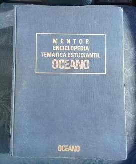 Enciclopedia tematica estudiantil Oceano