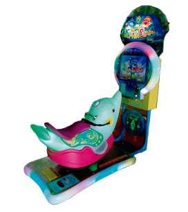 Venta Maquina Kiddie Infantil Dolphin Star Kiddie, Juego Educativo Para Niños y Niñas