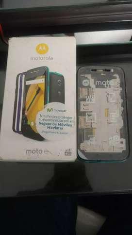 Motorola e2 para repuestos