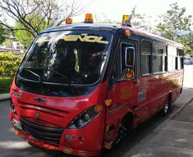 Chevrolet NPR microbus