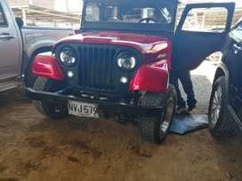 Vendo carro Jeep