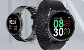 Smartwatch para android y iOS Correa Acero